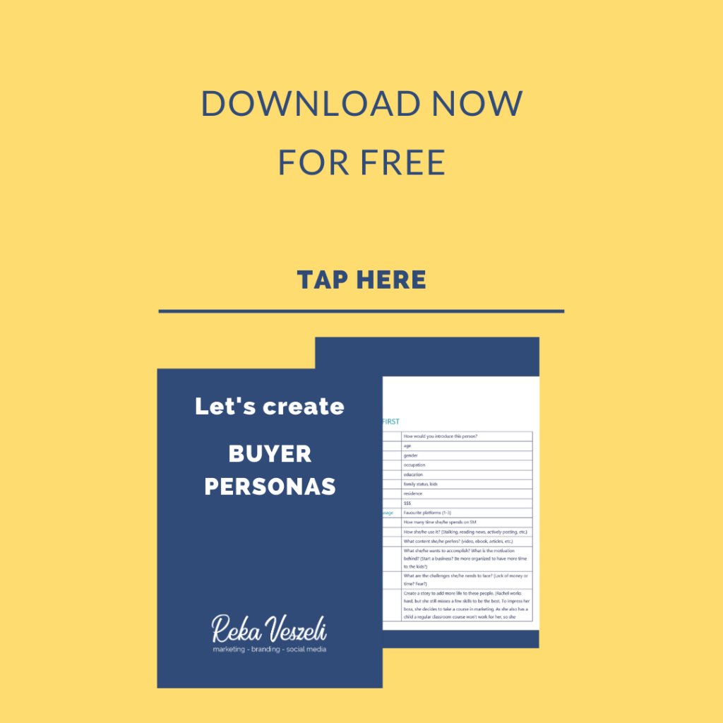 buyer persona, free guide, create buyer persona