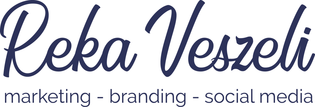 Reka Veszeli marketing branding social media