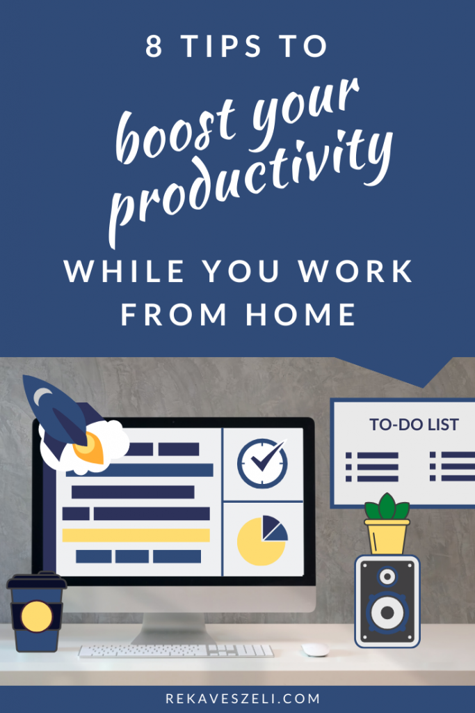 productivity, productive, effectiveness, remote working, working from home, wfh