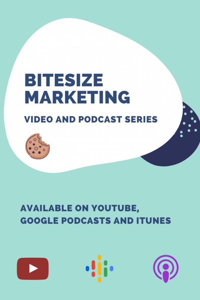 BiteSize, bite-size, snackable, marketing, marketing tips, basics of marketing