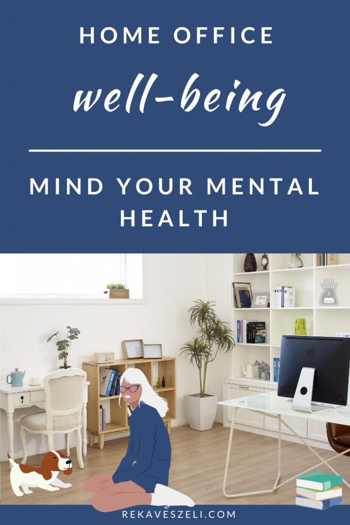 mental health, mental well-being, remote work, work from home