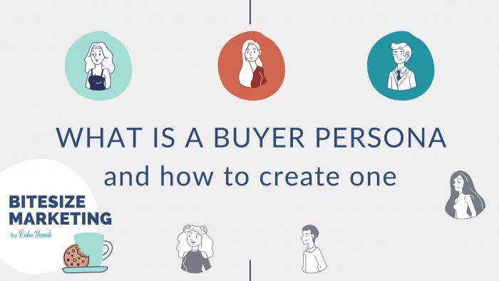 buyer persona, bitesite, marketing persona